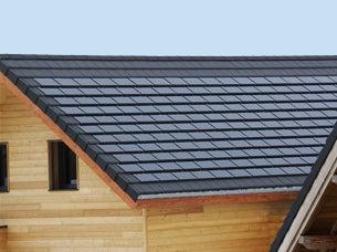 Solarne dachówki ceramiczne