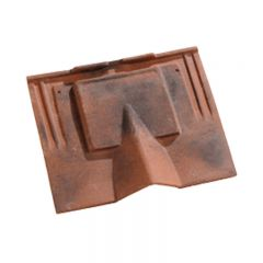 Ventilating tile NEOPLATE (opening 32 cm²) Red Nuance