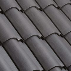 Ventilating tile ALPHA 10 Slate